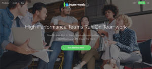 Teamwork Project Management