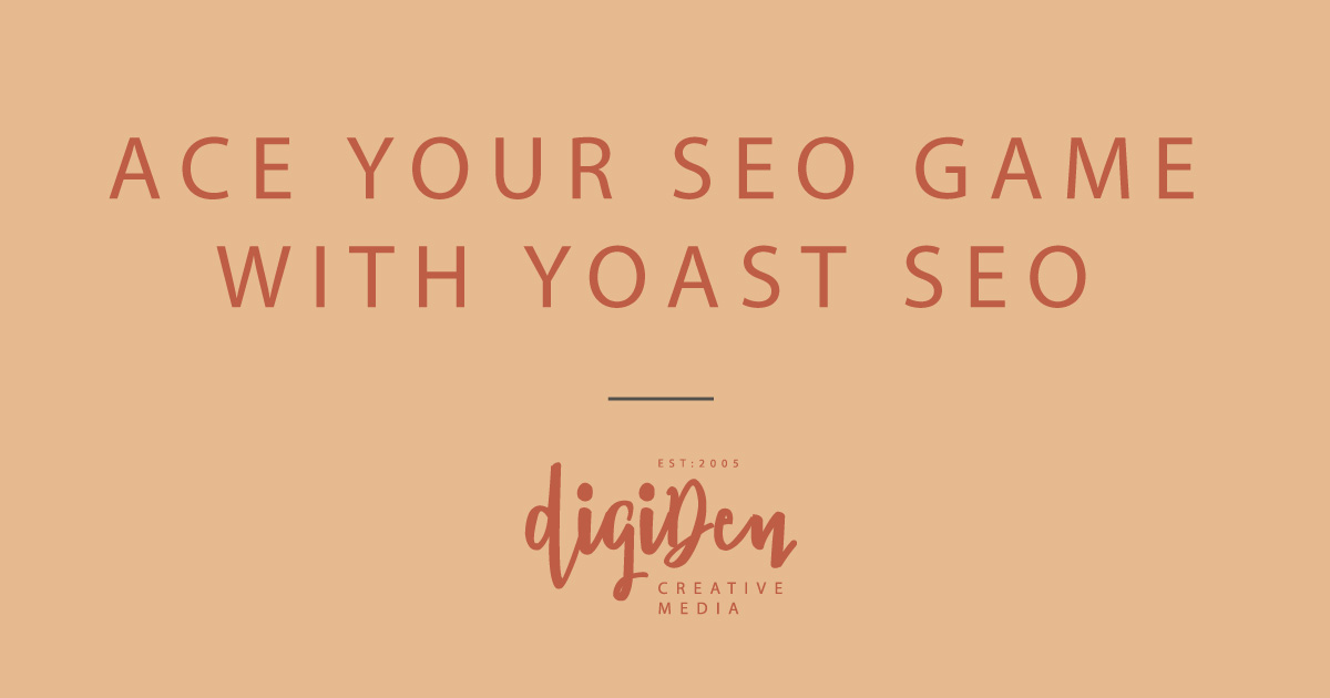 Ace Your SEO game with Yoast SEO